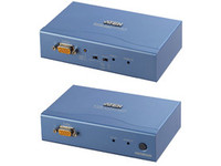 Aten PS/2 KVM Extender with Local Console 2 Unit in a box CE252-AT-G - eet01