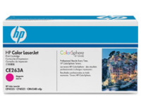 HP Inc. Toner Magenta Cartridge Pages 11.000 CE263A - eet01