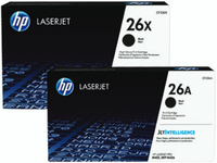 HP Toner Black 26A Pages 9.000 CF226X - eet01