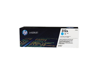 HP Toner Cyan Pages 2.700 CF381A - eet01