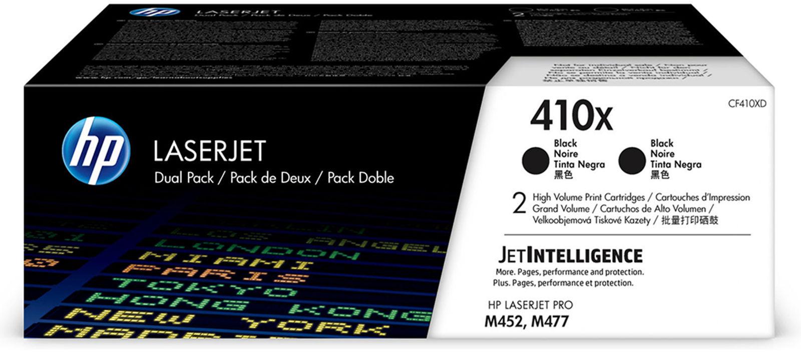 HP 410X HY **New Retail** CF410XD - eet01