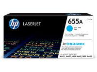 HP Inc. Toner/655A LaserJet Cart CY **New Retail** CF451A - eet01