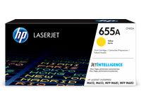 HP Inc. Toner/655A LaserJet Cart YL **New Retail** CF452A - eet01