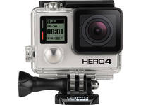 CHDHX-401 GoPro HERO4 Black, 4K, 12MP, Wi-Fi, Bluetooth, Mic, Mini USB, - eet01