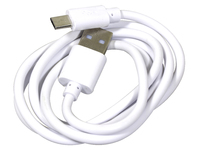 CMA1008 CMATE MicroUSB Cable 1M White Charge & Sync - eet01