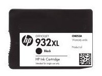 HP Ink Black No. 932XL Pages 1.000 CN053AE - eet01