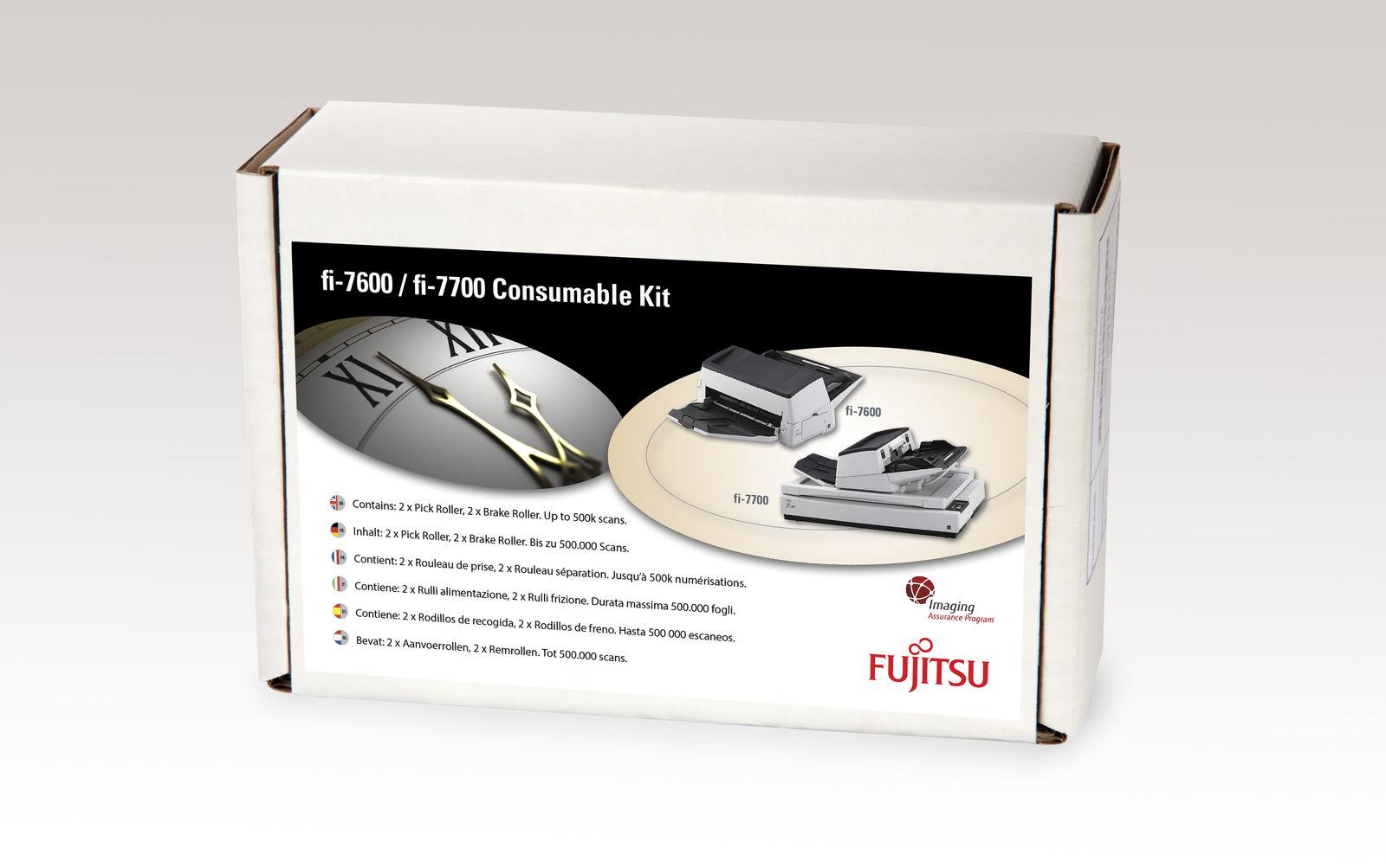 Fujitsu CONSUMABLES KIT FI-7X00 SERIES  CON-3740-002A - eet01