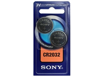 Sony LITHIUM COIN CELL MINI LITHIUM 2PCS BLISTER 3V 220 MAH CR2032B2A - eet01