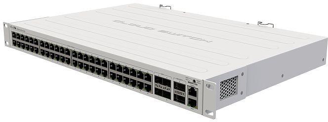 MikroTik Cloud Router Switch 354-48G-4S+2Q+RM CRS354-48G-4S+2Q+RM - eet01
