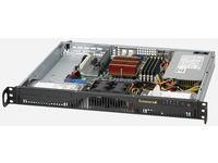 """Supermicro 1U, 350W PS (Gold Level), 2x 3.5"""" Internal HDD bays CSE-512F-350B - eet01"""