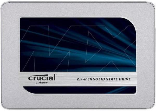 Crucial MX500 2TB SATA With 9,5mm adapter CT2000MX500SSD1 - eet01
