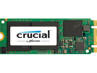 Crucial MX200 500GB M.2 Type 2260DS  CT500MX200SSD6 - eet01