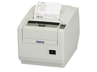 Citizen CT-S601, White, excl interface 203dpi, 80 mm, 200 mm/s CTS601SNNEWH - eet01