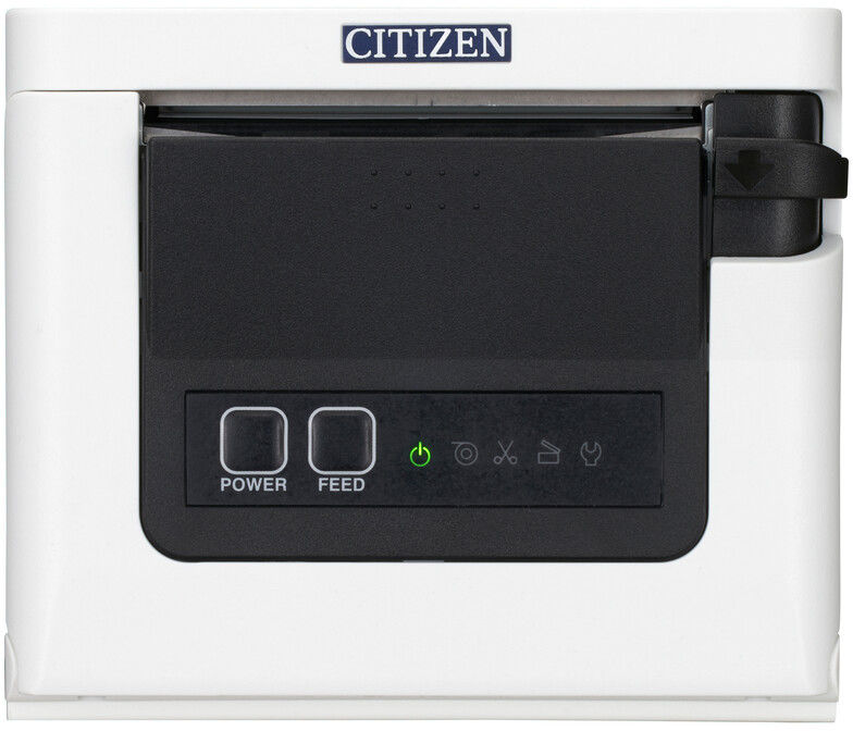 Citizen CT-S751 Printer USB, White Case CTS751XNEWX - eet01