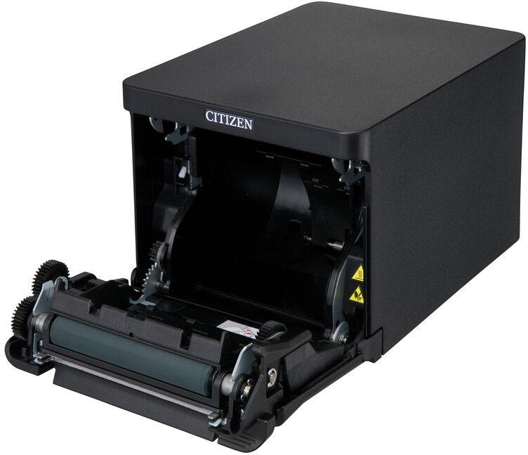 Citizen CT-S751 Printer Bluetooth, USB, Black Case CTS751XTEBX - eet01
