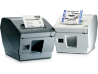 Star Micronics TSP743IIE-24-GRY Thermal Print  D-542-276 - eet01