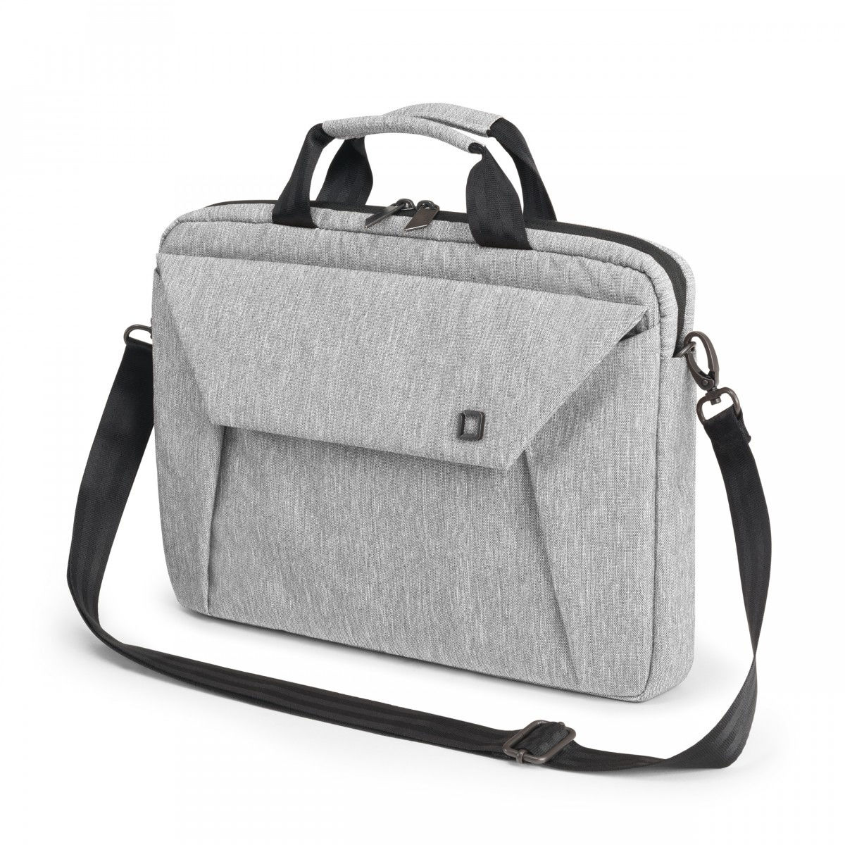 Dicota Slim Case EDGE 12-13.3 Light grey D31241 - eet01