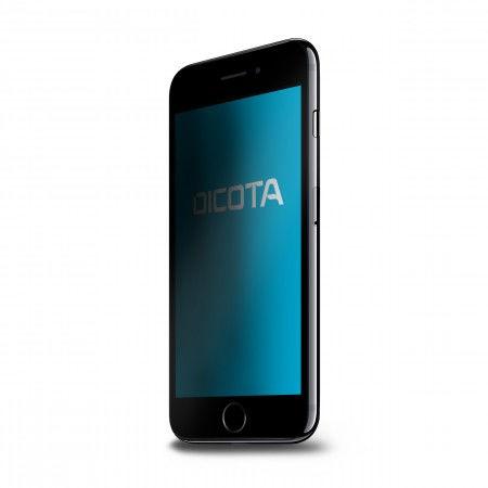 Dicota Secret 4-Way for iPhone 7 Self-adhesive D31245 - eet01