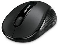 Microsoft Wireless Mobile Mouse 4000 Mac/Win, Graphite D5D-00133 - eet01