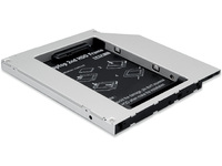 Digitus 2nd HDD Caddy IDE to SATA Supports 2.5 SSD or HDD with DA-71101 - eet01