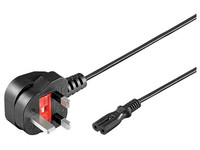 DF770 Dell Power Cord, 2-Pin UK  - eet01