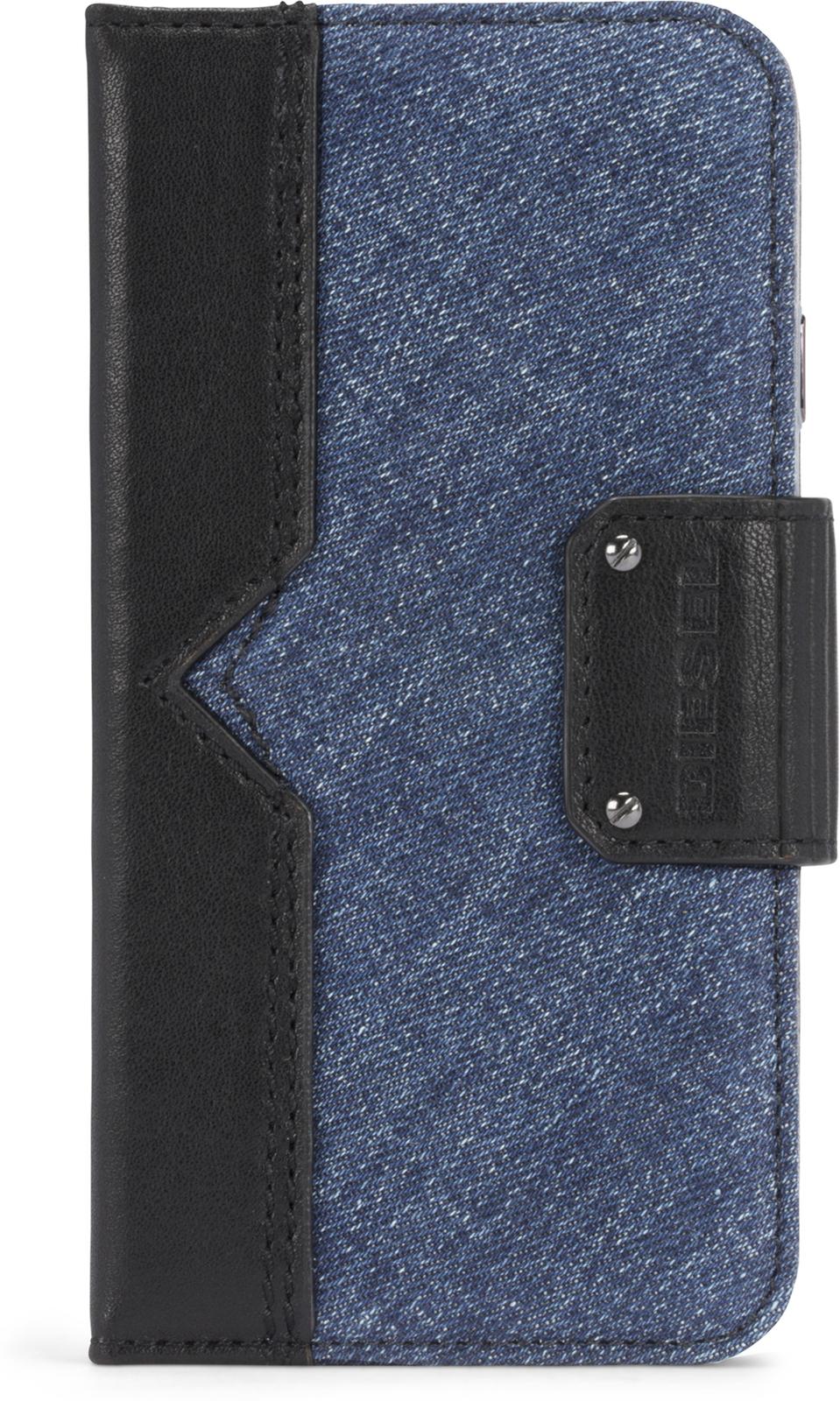 Incipio Diesel Folio Case IPhone 8/7 Leather EagleDenim DIPH-011-LEAGD - eet01