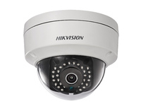 Hikvision 3MP Dome Indoor, IP66, PoE Fix Lens 2.8mm, 2048x1536,DWDR DS-2CD2132F-I(2.8MM) - eet01
