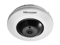 Hikvision 4MP 360-IR Dome Indoor, PoE Fisheye Fixed Lens 1.6mm DS-2CD2942F-IS(1.6MM) - eet01