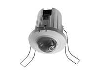 Hikvision 2MP Mini Dome indoor Camera 2.8mm fixed lens, ICR DS-2CD2E20F(2.8MM) - eet01