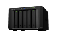 DS1515+ Synology DiskStation DS1515+ 5-bay,4xGigaLAN,4xUSB3.0,2GB - eet01