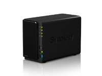 "Synology DiskStation DS216+ NAS server W/2-bay, Hot-swappable, 3.5"", DS216+II - eet01"