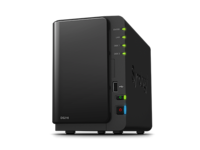 "Synology DiskStation DS216 2-bay 3.5"" DS216 - eet01"