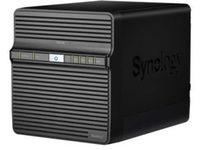 Synology Diskstation DS418J 4-bay NAS server DS418J - eet01