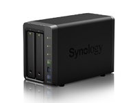 "Synology DiskStation DS716+II NAS W/2-bay, 3.5"", QuadCore CPU, DS716+II - eet01"