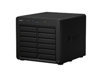 DX1215 Synology Expansion Unit DX1215 12-bay, Desktop - eet01