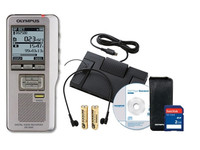Olympus DS-2500 + AS-2400 Office Starter Kit E0452005 - eet01