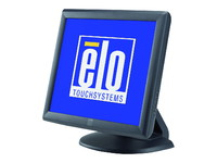 "Elo Touch Solutions 1715L, 17"", desktop touch, AT Dark Grey, USB, RS232 E603162 - eet01"