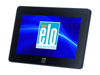 "Elo Touch Solutions 0700L, 7"", desktop, black Widescreen, non-touch E807955 - eet01"