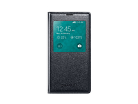 Samsung S5 View Cover Charcoal  EF-CG900BKEGWW - eet01