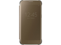 Samsung Clear View Case S7 Gold  EF-ZG930CFEGWW - eet01