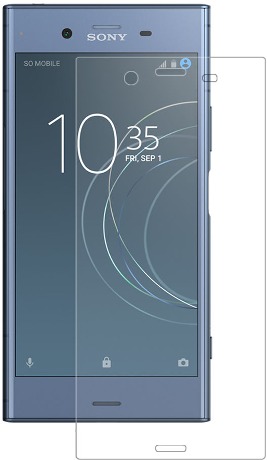Eiger 3D Screen Protector Glass Sony Xperia XZ1 Clear EGSP00148 - eet01