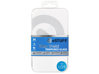 ES10015 ESTUFF TitanShield for LG G3 9H Tempered Glass 0,33 mm - eet01
