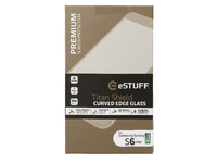 ESTUFF TitanShield Galaxy S6  Edge 3D Curved Edge  Full Cover Glass ES10049-3D-EMERALD - eet01