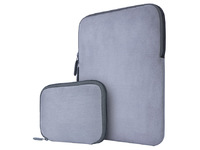 ES1501G ESTUFF Cushion Sleeve 7.9'' Grey For Apple iPad Mini - eet01