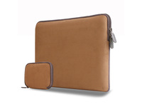 ES1503K ESTUFF Cushion Sleeve 11.6'' Khaki For Macbook - eet01