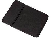 ESTUFF Pouch for Lenovo N23 Yoga Black Neoprene  without zipper ES1587B-BULK - eet01