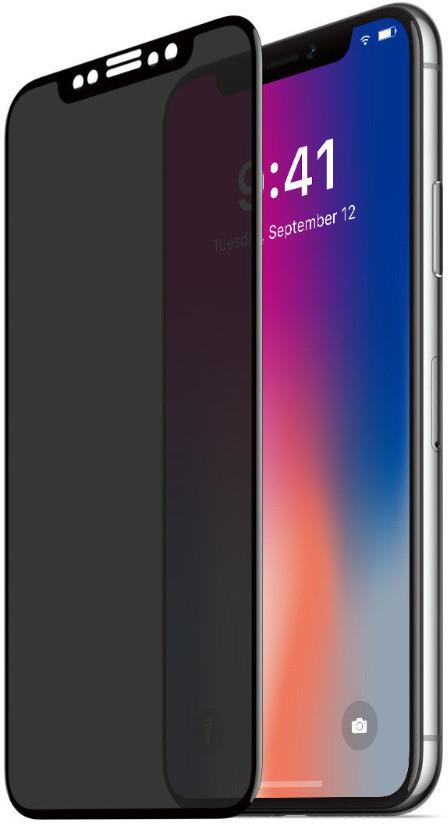 ESTUFF Apple iPhone11 Pro Max/Xs Max Curved Edge 2 Way Privacy ES501247 - eet01