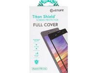 ESTUFF Huawei P20 Lite Fullcover Blac Titan Shield Screen Protector ES507009 - eet01