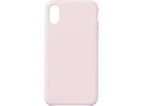 ESTUFF IPhone XR Silicone case Pink sand silk touch ES671149 - eet01