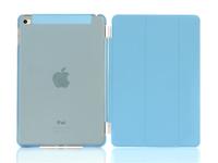 """ESTUFF IPad Air 2/Pro 9,7"""" Cover Blue Smart Cover. Eco leather ES681001 - eet01"""